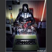 Chillin Vader