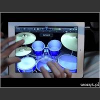 Solo perkusyjne na iPad'ie