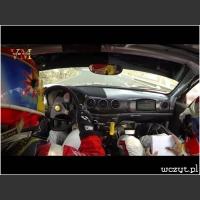 Ferrari 360 na rajdzie