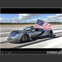 Rekord prędkości Veyrona pobity