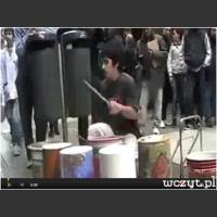 Techno w wykonaniu ręcznym