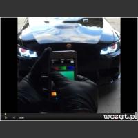 Ciekawe światła w BMW