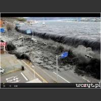Przebieg tsunami