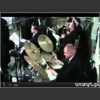 Szalony hebrajski perkusista