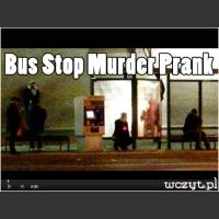 Zastrzelony na przystanku