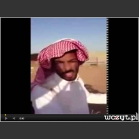 Arab ze swoją dziewczyną na randce