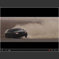Arabski drift przy 220 km/h