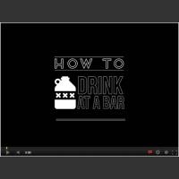 Jak elegancko pić w knajpie?