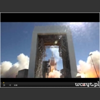 Start rakiety Delta IV Heavy
