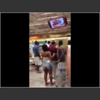 Promocja piwa w brazylijskim supermarkecie